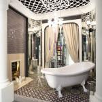 Exklusive Badezimmer